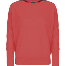 super.natural Kula Naiset Pitkähihainen paita , punainen